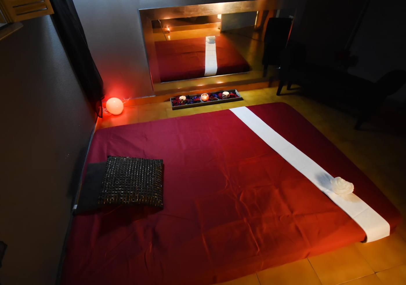 Instalaciones masajes eróticos Alicante Tropikal
